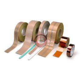 Wzmocniona taśma teflonowa bez kleju 30 x 0,13 mm.