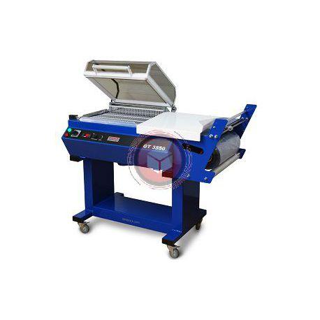 Zgrzewarka kloszowa do obkurczania folii 500x350 mm.