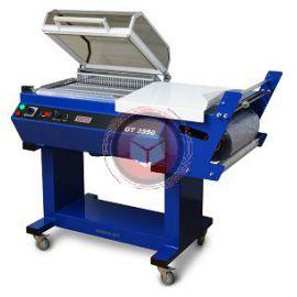 Zgrzewarka kloszowa do obkurczania folii 550x420 mm.