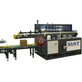 Stacja robocza SIAT Case Worker. Formiarka, stacja pakowania i zaklejarka w jednym.