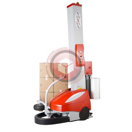 Samojezdny robot do owijania palet Noxon Mas 202 210 212 214