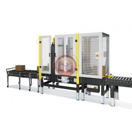 Zaklejarka kartonów SIAT SK1 - półautomat